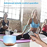 URPOWER 1000ml Essential Oil Diffuser Humidifiers