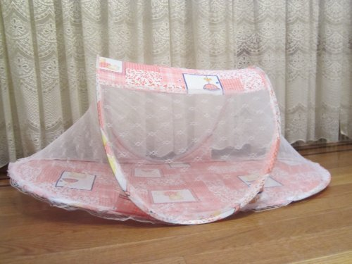 Buy Discount Pink Baby girl-Instant Pop Up Mosquito Net Crib, Baby Tent, Beach Play Tent, Bed Plaype...