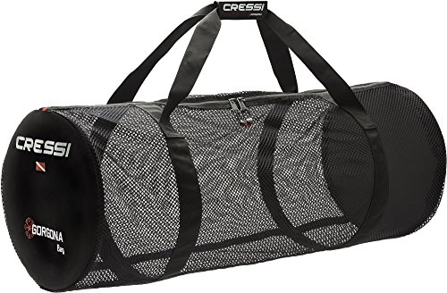 Travel Mesh Bag for Water Sport Equipment - Gorgona by Cressi: quality since 1946 (Liveaboard Dive)