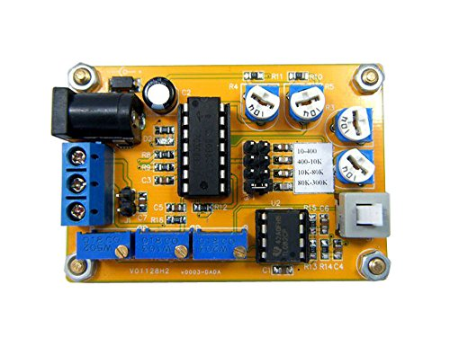 WINGONEER ICL8038 DDS Signal Generator Module Sine Square Triangle Wave Output