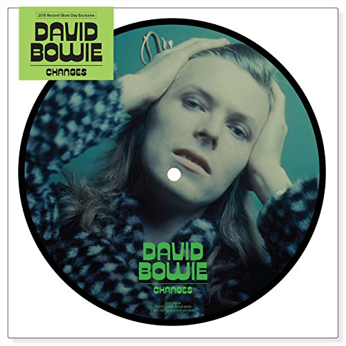 David Bowie Changes Rare Record Store Day 2015 (Rare Records Vinyl)
