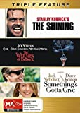 Somethings Gotta Give + Shining + Witches Eastwick DVD [NON-USA Format / PAL / Region 4 Import - Australia]