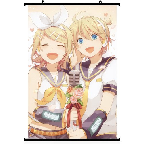 vocaloid-anime-wall-scroll-poster-kagamine-rin-kagamine-len-1624support-customized-by-forti