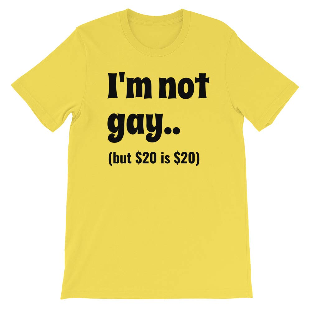 Im not Gay Short-Sleeve T-Shirt