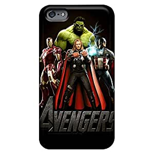 iphone 6plus 6p PC cell phone carrying covers Hot Style Popular avengers