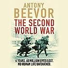 The Second World War Hörbuch von Antony Beevor Gesprochen von: Sean Barrett