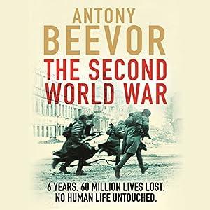 The Second World War Hörbuch