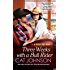 Three Weeks With a Bull Rider (Oklahoma Nights series)