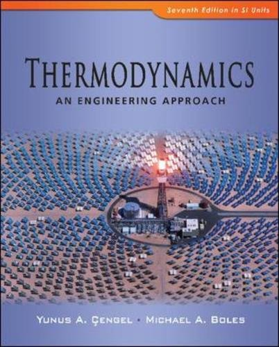 Read Online Thermodynamics An Engineering Approach pdf epub