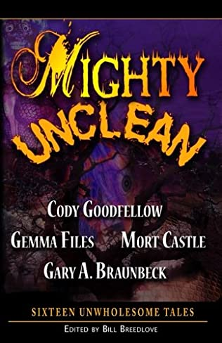 book cover of Mighty Unclean