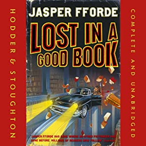 Lost in a Good Book | Livre audio