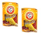 2 Pairs Reusable Arm & Hammer Latex Gloves (Small)