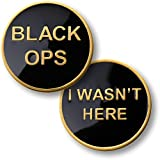 Black Ops / I Wasn't Here, Coin