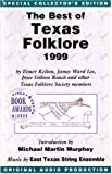 img - for The Best of Texas Folklore 1999 (2 Audio Cassettes) book / textbook / text book