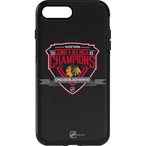 NHL Chicago Blackhawks OtterBox Symmetry iPhone 7 Plus Skin - Western Conference Champions 2015 Chicago Blackhawks by Skinit