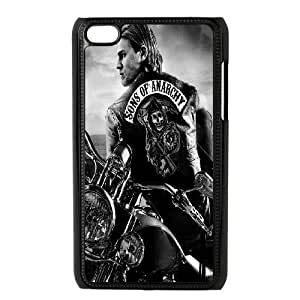 Custom Case Sons of Anarchy for Ipod Touch 4 P9U7238878