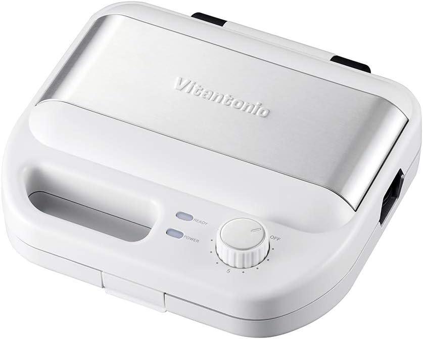 ビタントニオ ワッフル&ホットサンドベーカー VWH-500