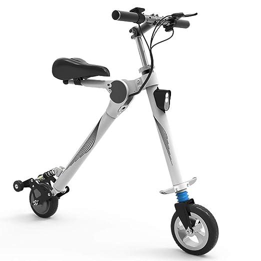 H-CAR QW Scooter Eléctrico, 3 Modos de Velocidad, Patinete ...