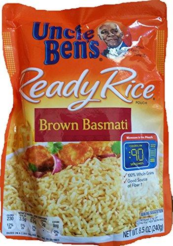 uncle ben brown rice - 6