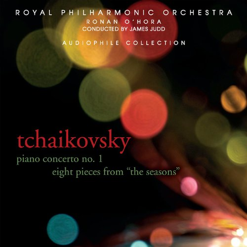 Tchaikovsky: Piano Concerto No. 1, Eight Pieces from The Seasons ()