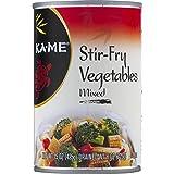 Ka-Me Stir Fry Vegetables, Mixed Vegetables, 15 Ounce (Pack of 12)