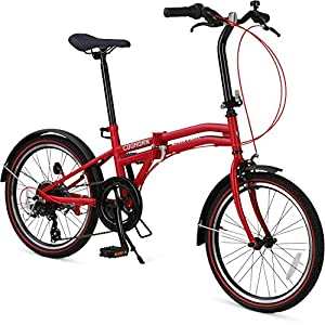Coghorn Boxer Folding Bike