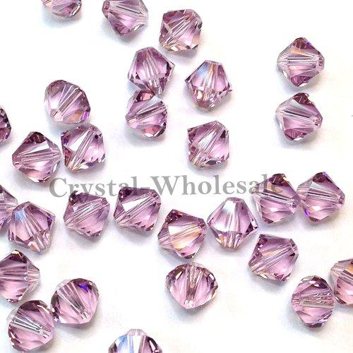 Amethyst 144 Pcs Swarovski Crystal - 3