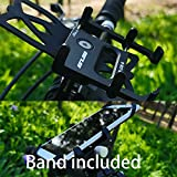 GUB Bicycle & Motorcycle Phone Mount, Aluminum
