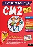 img - for Je Comprends Tout - Tout en un CM2 (French Edition) book / textbook / text book