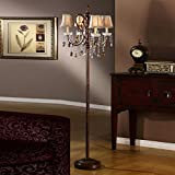 Home Creek Crystal Drop Tea Light Floor Lamp Review