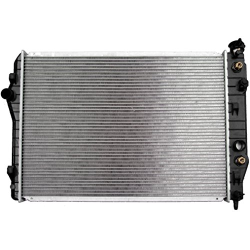 Scitoo New 1485 Aluminum 1 Row Radiator  - Chevrolet Camaro Car Radiator Shopping Results