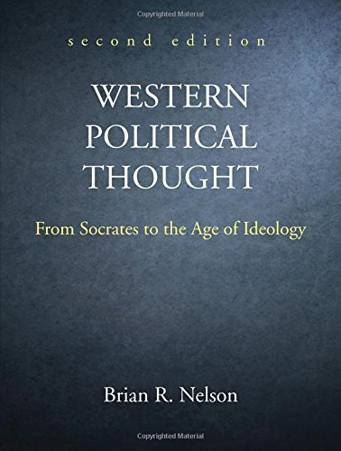 Western Political Thought: From Socrates to the Age of Ideology, Second Edition