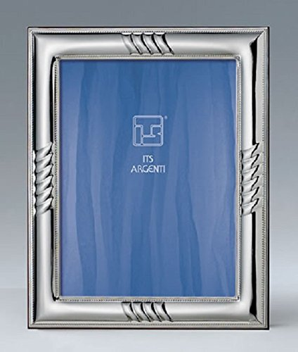 Amazon Sterling Silver Picture Frame 5 X 7 Made In Italy