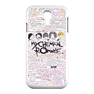 Personalized Durable Cases My Chemical Romance For Samsung Galaxy S4 I9500 Cell Phone Case White Nzdfk Protection Cover