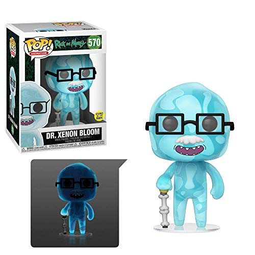Funko POP! Animation: Rick and Morty - Dr. Xenon Bloom