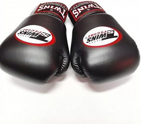 新品 正規 TWINS 本格ボクシンググローブ 黒  10oz