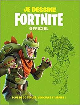 Amazon Fr Fortnite Je Dessine Epic Games Emilie