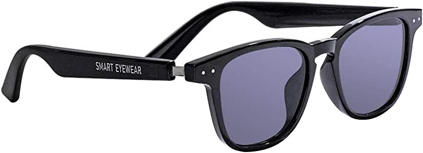 Joick Bluetooth Audio Sunglasses Portable Travel Handsfree Music Wireless Sunglasses Eyewear, Kx-01, Polaroid