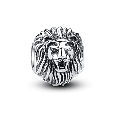Glamulet Jewelry - Animal Charm -- 925 Sterling Silver -- Fits Pandora Bracelet from Glamulet
