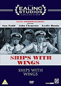 Ships with Wings [ NON-USA FORMAT, PAL, Reg.2 Import - United Kingdom ]