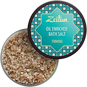 Sweepstakes: Zeitun Oil Enriched Bath Salts - Organic...