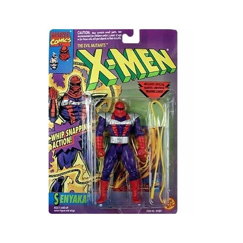 Toy Biz X-Men Senyaka Action Figure