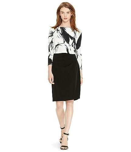 Lauren Ralph Lauren Floral-Print Popover Dress (8)