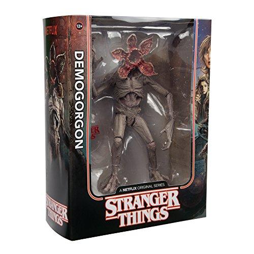 Mcfarlane Figure Toy (McFarlane Toys Stranger Things Demogorgon Deluxe Action Figure, Multi)