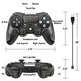 Wireless Controller for PS4, RegeMoudal Wireless