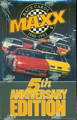- 1992 Maxx NASCAR Racing Box of Card Packs