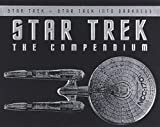 DVD : Star Trek: The Compendium (XI & Into Darkness) [Blu-ray]