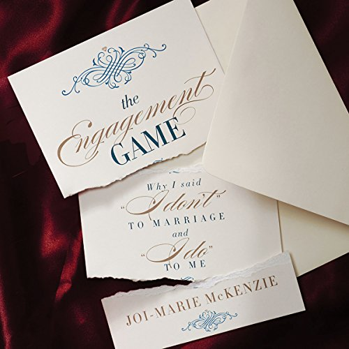 """The Engagement Game: Why I Said""""I Don't"""" to Marriage and""""I Do"""" to Me Audiobook [Free Download by Trial] thumbnail"""