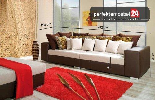 FLORENTINE Sitzsofa Sofagarnitur Wohnlandschaft Eckcouch Couch Sofa mit Ecke (aruba)