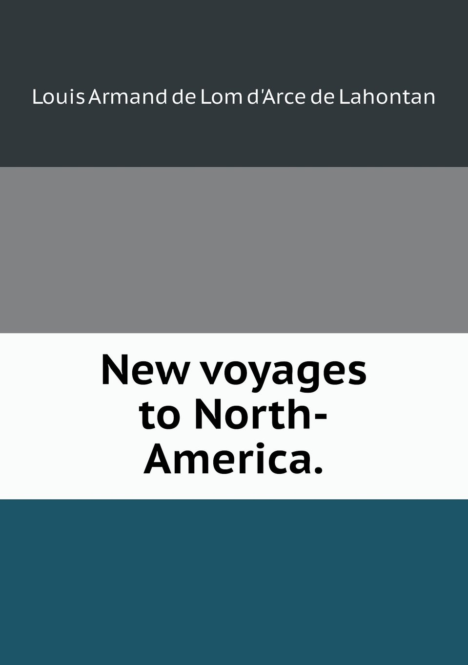 Read Online New voyages to North-America PDF